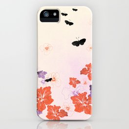 Flower Time! iPhone Case