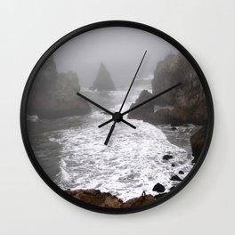 Sutro Baths, California Wall Clock