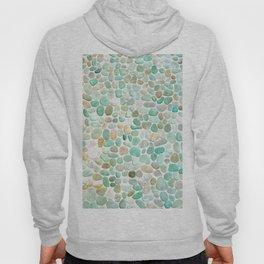 Mint Sea Stones Hoody