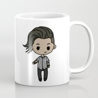 melbourne Mugs featuring Melbourne Zayn by clevernessofyou