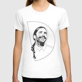 Queer Eye's Jonathan Van Ness T-shirt
