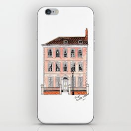 Queens Square Bristol by Charlotte Vallance iPhone Skin