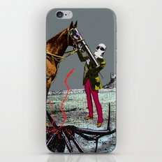 Arachnophobia iPhone & iPod Skin