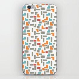 Bricks - light iPhone Skin