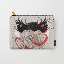 Doll Sunkissed Bipolar Love Carry-All Pouch