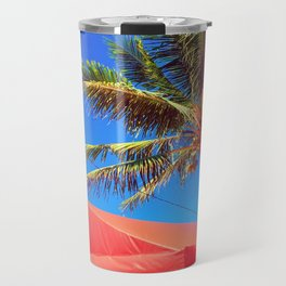 Coconut Tree Travel Mug