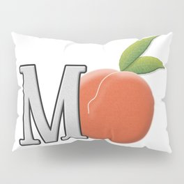 mPeach Pillow Sham