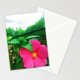 The Garden by the Marsh Stationery Cards