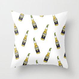 Summer of Corona Throw Pillow