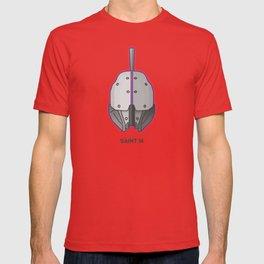 Loot#1 - Helm of Saint 14 T-shirt