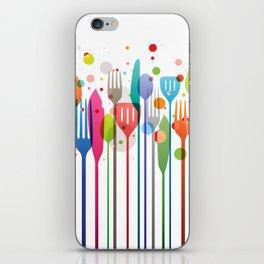 Color Feast iPhone Skin