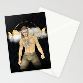 Pictish Warrior Stationery Cards