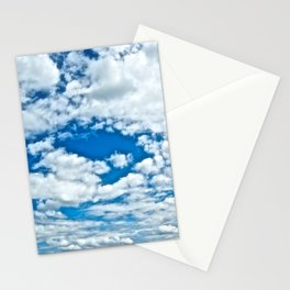 Clouds in the Sky - The Peace Collection Stationery Cards