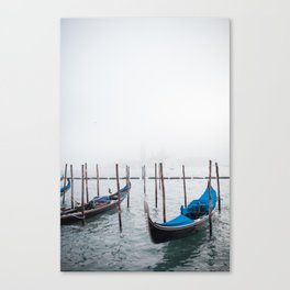 Winter in Venice Canvas Print