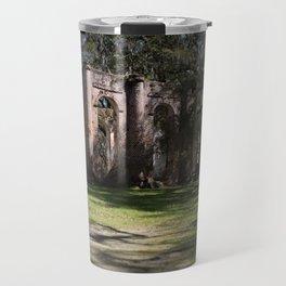 Old Sheldon church Travel Mug
