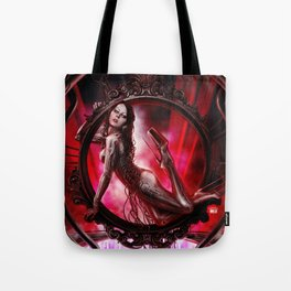 DOLLS - Patriciandroid Tote Bag