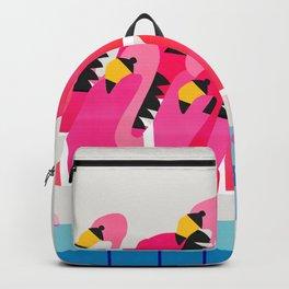 Flamingo Flamboyance Backpack