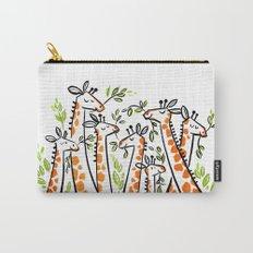 Giraffe Banquet Carry-All Pouch