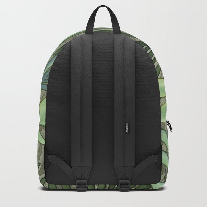 A Run Through the Jungle Backpack