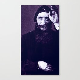 Rasputin 2 Canvas Print