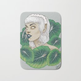 The Leaf Elf Bath Mat