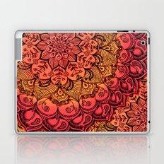 Ruby & Garnet Doodle Laptop & iPad Skin
