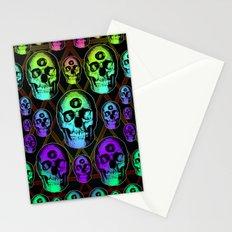 Skulluminati Stationery Cards