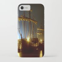 ships iPhone & iPod Cases featuring Tall Ships by Forand Photography