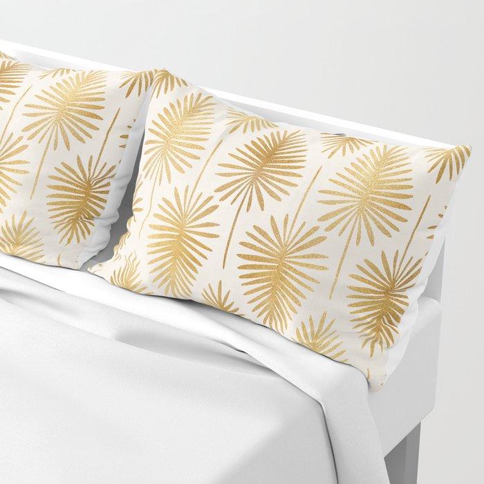 Tropical Shimmer Pillow Sham