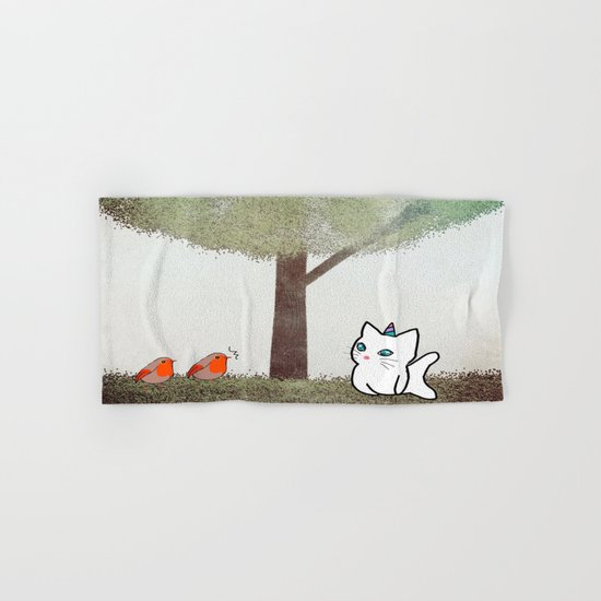 cat-17 Hand & Bath Towel