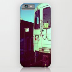 Subway A train in Queens - NYC iPhone 6s Slim Case