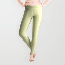 Simply Pale Yellow Leggings