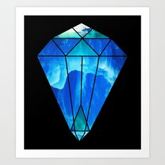 Ice Ice Baby Art Print