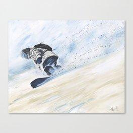 'The Seasons Turn' Canvas Print