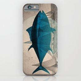 Northern Bluefin iPhone Case