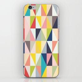 Abstract Geo Diamonds iPhone Skin