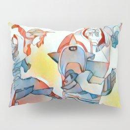 Full metal Nova Pillow Sham