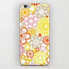 BOLD & BEAUTIFUL sunshine iPhone & iPod Skin