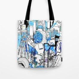 Distant Parts Tote Bag