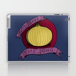 God Save The Ong Laptop & iPad Skin