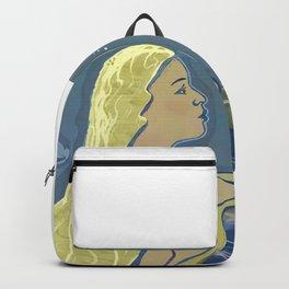 Mermaid / Venus Backpack