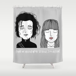 E & K Shower Curtain