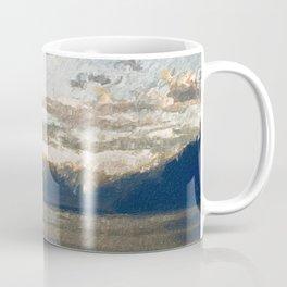Yet another lake & mountain landscape | 2 Coffee Mug