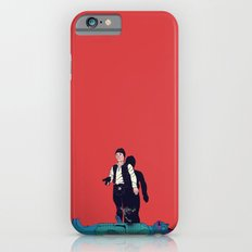Over my dead body Slim Case iPhone 6s