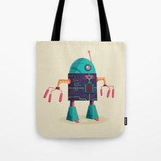 :::Mini Robot-Arpax::: Tote Bag