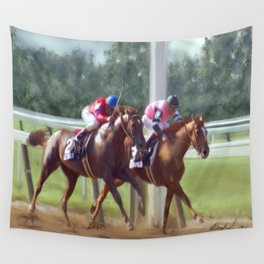 The Duel Wall Tapestry
