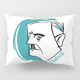 Jean Sibelius #4 Pillow Sham