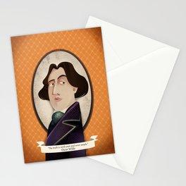 Oscar Wilde said... Stationery Cards