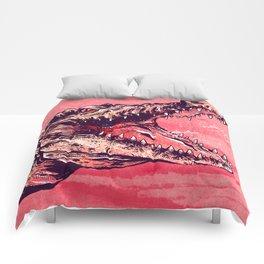 Wicked Croc Comforters
