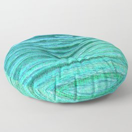 Sea of Indifference Floor Pillow
